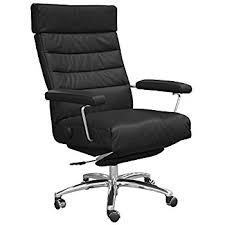 office recliner chairs. adele executive recliner office chair black leather by lafer chairs