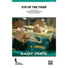 Warner Bros Eye Of The Tiger Grade 2 Easy