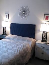 decorative pictures for bedrooms. Cabinet Fancy Bedroom Wall Decor 8 Attractive Picture Of Slate Blue Decoration Using Sunburst Mirror Including Decorative Pictures For Bedrooms D
