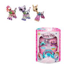 <b>Twisty Pets набор бусин</b> для плетения 3 браслетов-питомцев ...