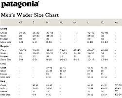 77 Proper Drake Waders Size Chart