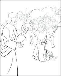 Coloring Page Jesus Trustbanksurinamecom