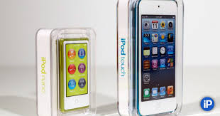 Первые обзоры iPod touch и iPod <b>nano</b>