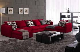 Red Decorations For Living Rooms Decorate Living Room With Red Sofa Codeminimalistnet