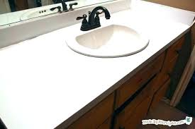 painting bathroom countertops kitchen before applying faux granite paint finish painting cultured marble bathroom countertops