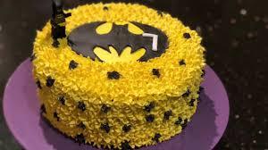 Batman Cake Birthday Cake For Boys Easy Batman Cake For 7 Year