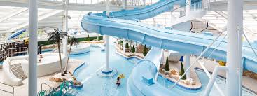 Fun and flumes for all the family in the Merton Aquadome