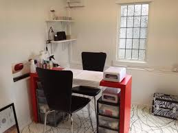 small home office design attractive. Best Home Office Design Inspiration Introducing Modern Ikea Workspace Furniture In Red Black Accent Small Attractive N