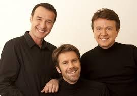 Pupo, Emanuele Filiberto e il tenore Luca Canonici cantano Italia amore mio  a Sanremo