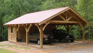 carport plans with storage. This Carport Is Basically Pole Barn With An Additional Storage Space In The Back Another Example Of What Looking For On My Own Property Intended Plans