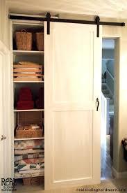barn door closet door ideas closet door ideas for your precious home white closet barn doors