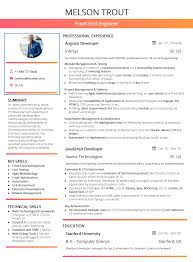 Heading For Resume Resume Header 2019 Guide To Contact Information In Resume