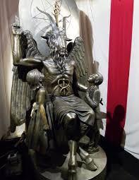 <b>Satanic</b> Temple settles lawsuit over 'Sabrina' <b>goat</b>-headed deity ...