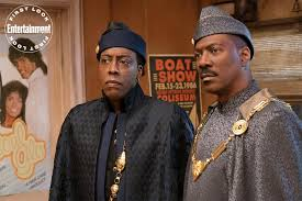 First image of Eddie Murphy and Arsenio Hall in Coming 2 America : movies