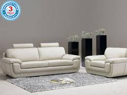White Leather Living Room White Leather Sofa Sets Hotornotlive