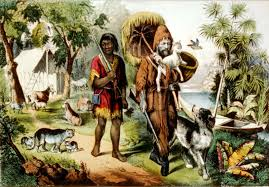 robinson crusoe musings maria crusoe friday some goats source nvcreview com