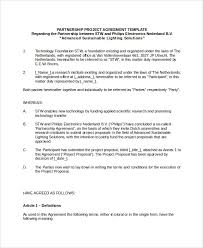A business partnership agreement is a legal document between partners that define the working relationship between two parties. 11 Business Partnership Agreement Templates Word Pdf Apple Pages Google Docs Free Premium Templates