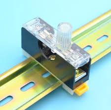 aliexpress com buy 2pcs 35mm din rail 6x30mm glass fuse holder 2pcs 35mm din rail 6x30mm glass fuse holder single guide fuse box 10a fuse