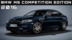 BMW 5 Series bmw m5 f10 price : 2016 BMW M5 Competition Edition Review Rendered Price Specs ...