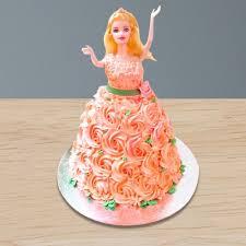 Send Barbie Cake Online By Giftjaipur In Rajasthan