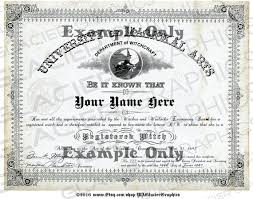 blank registered witch diploma you add text witch diploma blank registered witch diploma you add text witch diploma digital witch certificate vintage witch university diploma 059