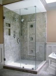 glass shower shower doors