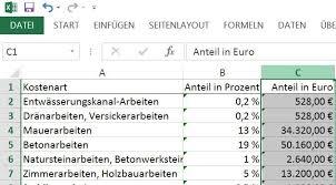 Vorlage für zusammenfassungen in latex. Baukosten Rechner 2015 Fur Excel Download