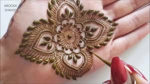 Intricate Party Henna Design Henna Art By Aroosa