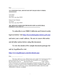 sample california mechanics lien release demand letter 1 638 cb=