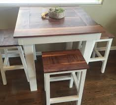 Bezaubernd Tall Pub Tables And Stools Furniture Table Craftsman