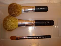2 next step is to wash your handake sure your brushes are clean you do not want to use dirty brushes bacteria grows on those