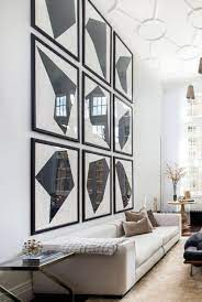 If you want a more understated look, try a neutral color like beige, grey, or even a light blue. Remodelaholic 24 Ideas On How To Decorate Tall Walls