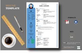 Modern Resume For Freshmen Modern Resume Template Jhrt002