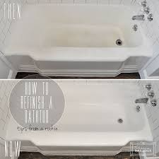 great reglaze cast iron bathtub diy bathtub refinishing beautiful matters