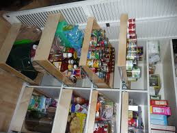 Sliding pantry shelving systems Video and Photos