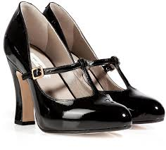 marc jacobs patent leather t strap mary janes in black 740 stylebop com lookastic com