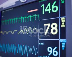 Medical Monitoring Medical Monitoring Screen Stock Photos Freeimages Com