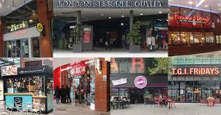 Asics London Designer Outlet Wembley London Designer Outlet Halal Friendly Restaurants