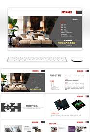 Awesome Fashion Concise Works Set A Resume Ppt Template For