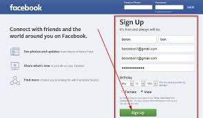 facebook open new account registration. Unique Open Create A Facebook Account With Facebook Open New Account Registration C