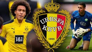 Belgien erlebt derzeit also die fußballerische blütezeit. Em Kader Belgien Trainer Uberrascht Mit Bvb Profi Witsel Wolfsburg Keeper Casteels Fallt Aus Sportbuzzer De