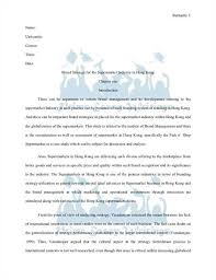 example of a essay co example