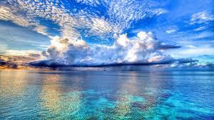 best blue water lagoon 4k wallpaper