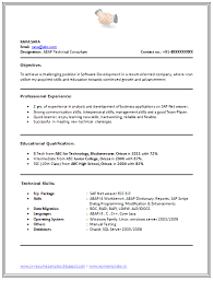 Resume Format Guide New B Tech Resume Format Page 48 Career Pinterest Word Doc Cv