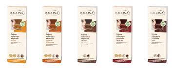 Logona Hair Dye Color Chart Natural Vegan Hair Dye Cream Logona