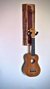 guisplay guitar ukulele wall hanger stand display case 5