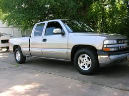 All Chevy chevy 2001 : 2001 Chevrolet CK1500 Truck LS Ext. cab Nitrous 1/4 mile trap ...