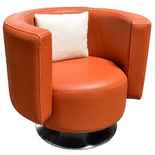 Leather Accent Chairs For Living Room Vivaldi Leather Accent Chair E1420499285936jpg