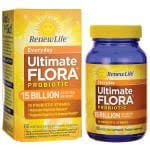 Renew Life <b>Everyday Ultimate Flora Probiotic</b> - 15 Billion 15 Billion ...