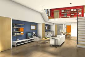 buffalo modern loft style house plans